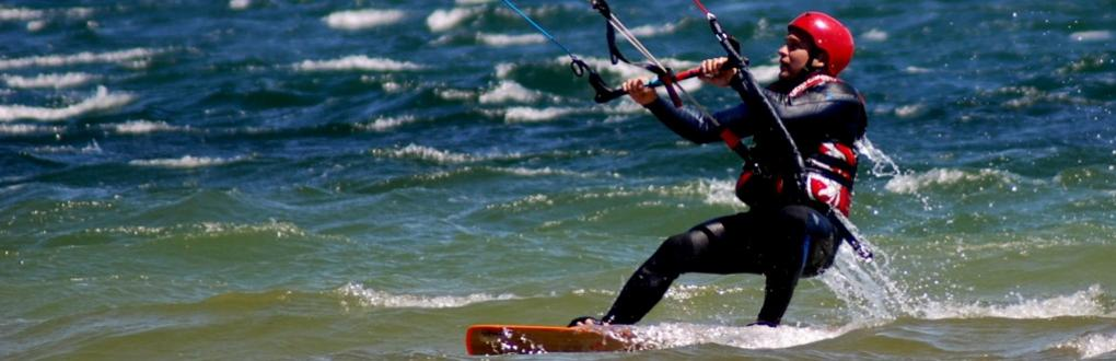 new learn to kitesurf cover pic
